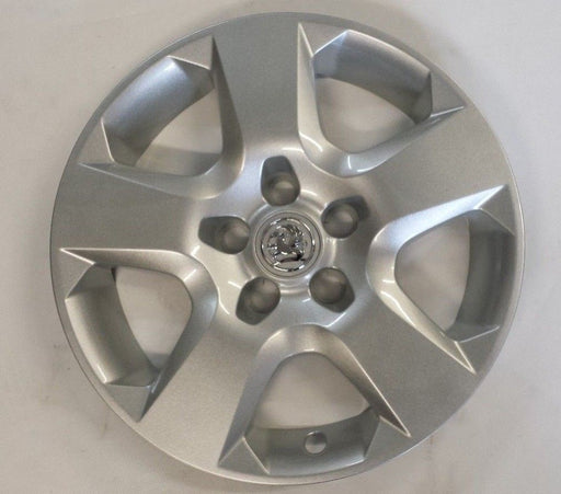 "GENUINE ASTRA H SIGNUM VECTRA C ZAFIRA B 16"" STEEL WHEEL TRIM COVER NP 13198635"