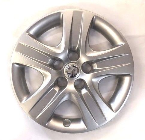 "GENUINE VAUXHALL INSIGNIA 17"" STEEL WHEEL, TRIM COVER IDENT SQ 13312569 NEW"
