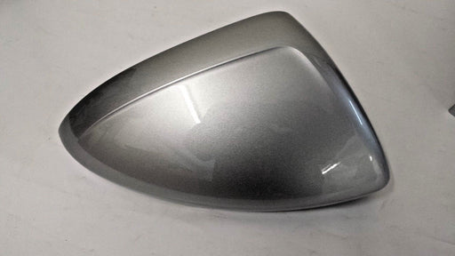 VAUXHALL ASTRA K INSIGNIA B DRIVERS OS DOOR MIRROR COVER PAINTED SILVER GAN
