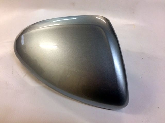 VAUXHALL ASTRA K (2015 - ) DRIVERS O/S DOOR MIRROR COVER PAINTED SILVER GWD