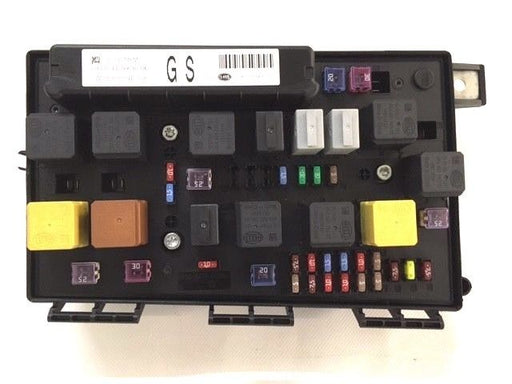GENUINE VAUXHALL ASTRA H, ZAFIRA B FRONT FUSE BOX ASSEMBLY NEW 93184656 13206746