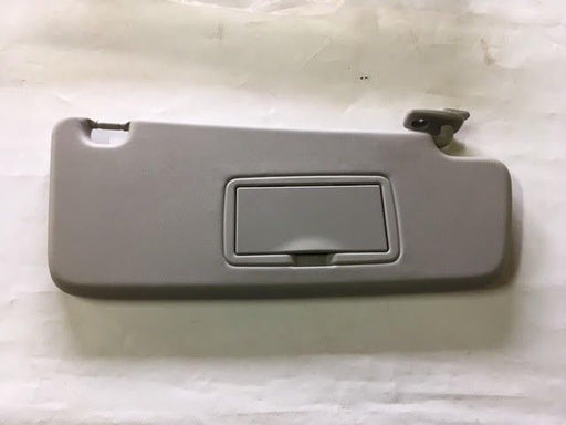 VAUXHALL MERIVA B (2010- ) O/S SUN VISOR GREY LIGHT TITANIUM NEW 13397779