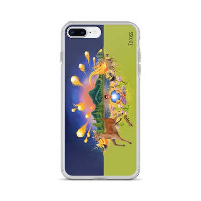 The Autumn Wind - iPhone Case