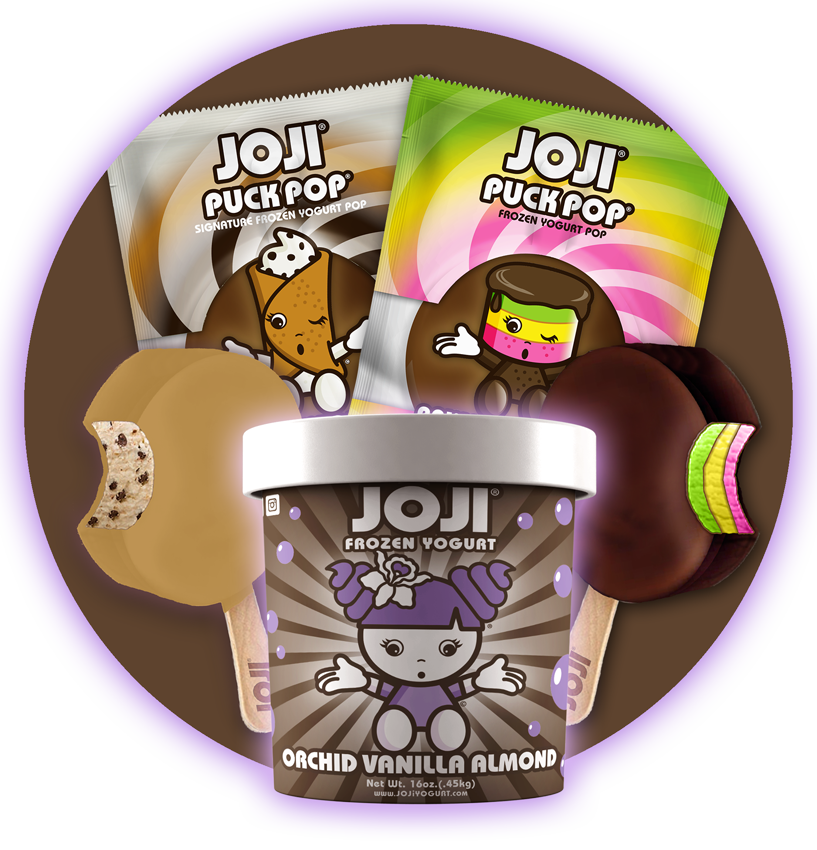 JOJI® FROZEN YOGURT