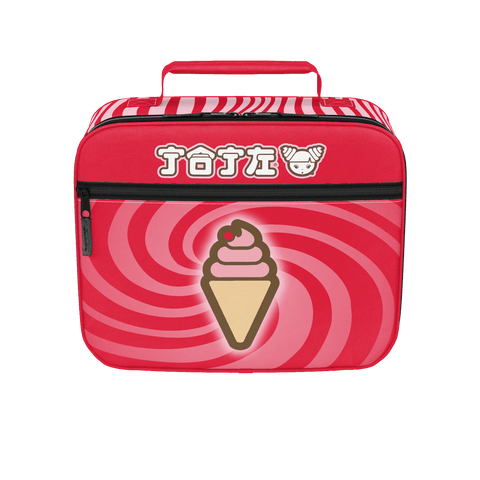 JOJI® STRAWBERRIES FOREVER LUNCH BOX