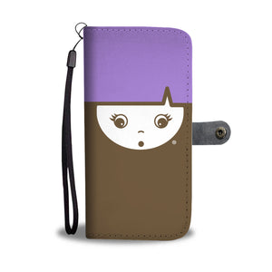JOJI®  GIRL PHONE WALLET CASE