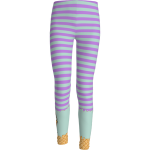 JOJI® WE SCREAM CONE LEGGING - TWEEN GIRLS