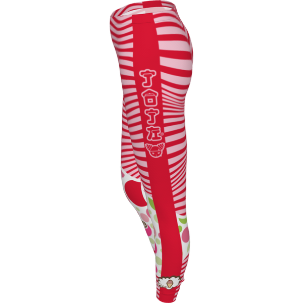 JOJI® STRAWBERRIES FOREVER LEGGING