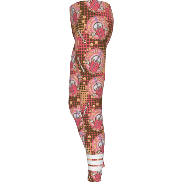 JOJI® BUBBLE TEA LOVE LEGGING - TWEEN GIRLS