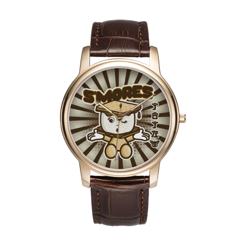 JOJI®  I WANT S'MORES WATCH