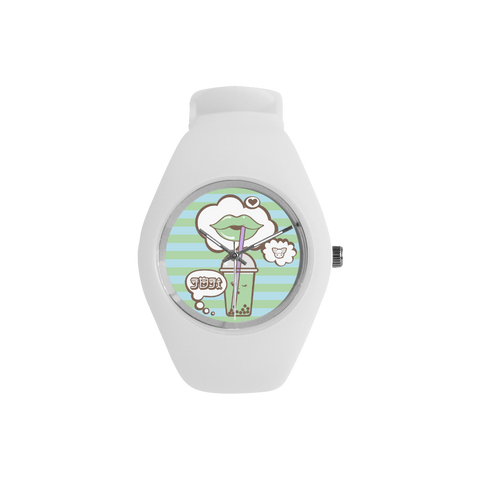 JOJI® SIP WITH ME SILICONE WATCH