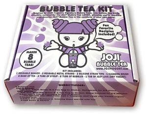 JOJI® BUBBLE TEA KIT