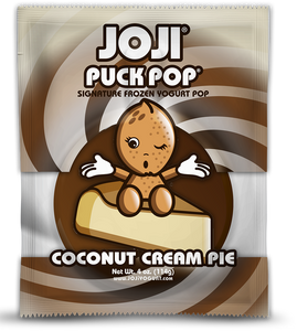 COCONUT CREAM PIE SIGNATURE PUCK POP® -  PACKS