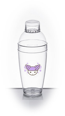 JOJI® BUBBLE TEA SHAKER