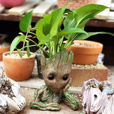 Baby Groot Flowerpot - Terra Art Shop