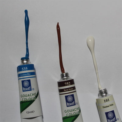 12 Color Gouache Set (12 ML)