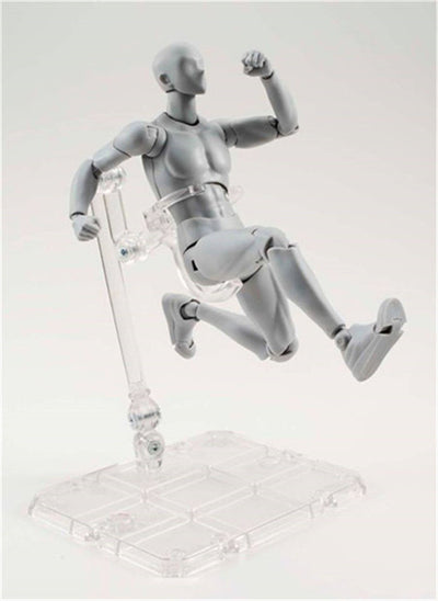 Body Kun Figures with Interchangeable Hands and Tools - Terra Art Shop