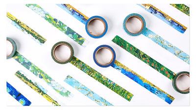 1 Piece Van Gogh Washi Tape - Terra Art Shop
