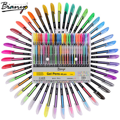 Complete Gel Pen Set - 4 Styles in 1