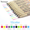 Boldcolor Brush Pen - 12 Set