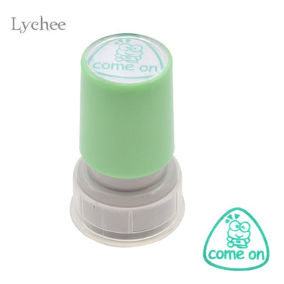 1 Piece Lychee Self-Inking Comment Stamp - Terra Art Shop