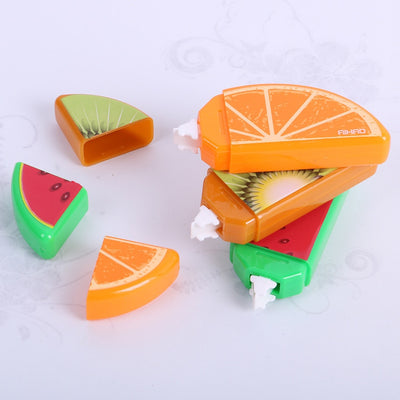 3 Pieces Fruit Correction Tape