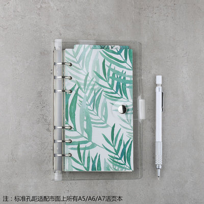 5 Sheets A5/A6 Kawaii Spiral Notebook Divider - Terra Art Shop