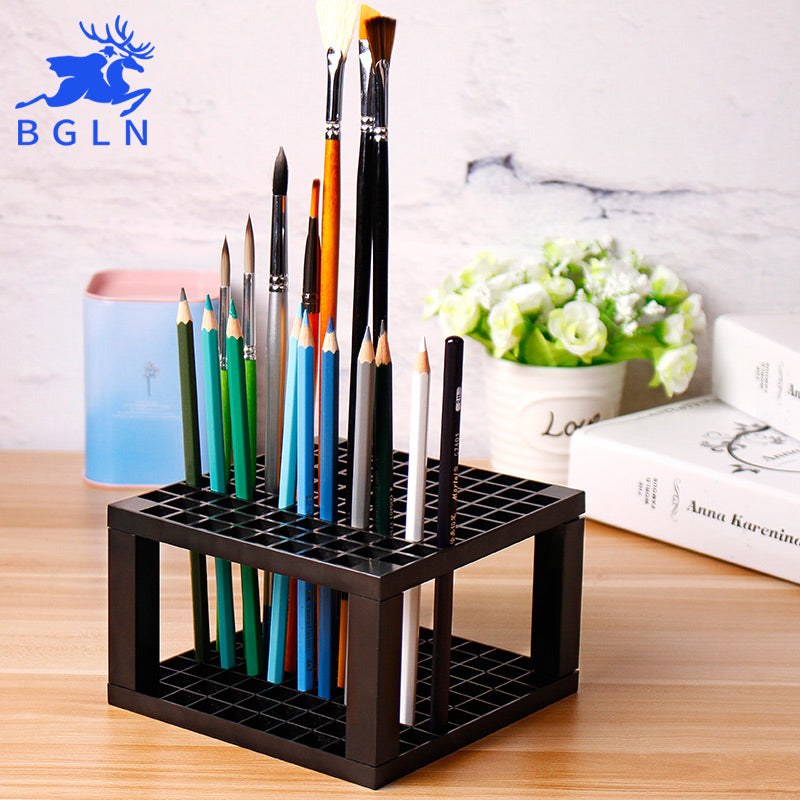 96 Hole Pen and Paint Brush Rack - Terra Art Shop