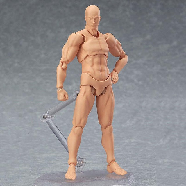 Body Kun Figures for Artists - Terra Art Shop