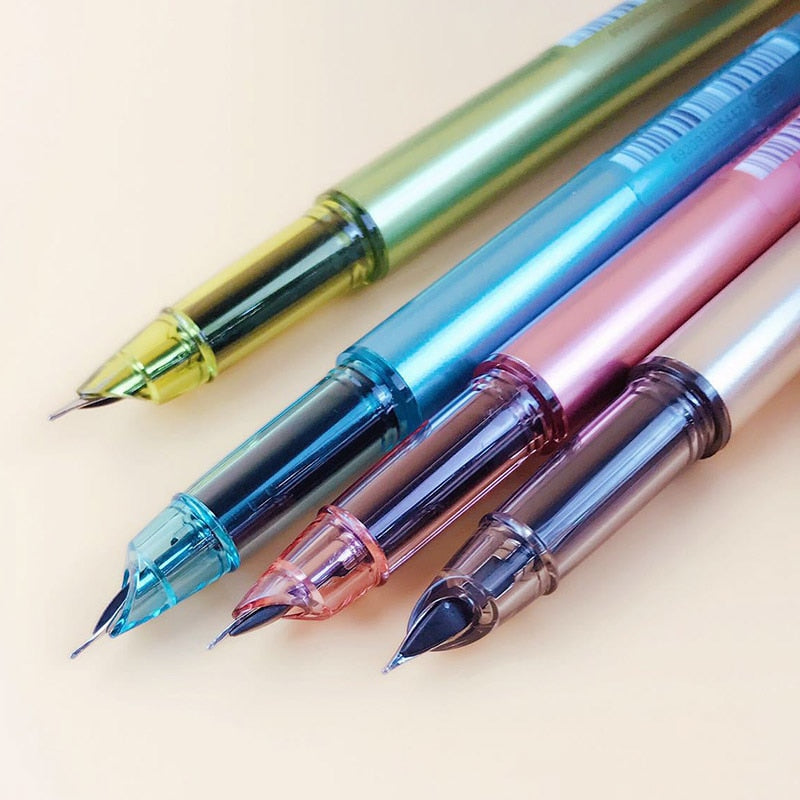 Multi-Color Iraurita Fountain Pen