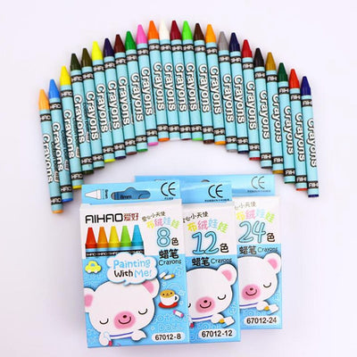 8/12/24 Kids Crayon Sets - Terra Art Shop