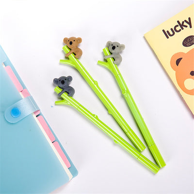 Cute Koala Erasable Gel Pen