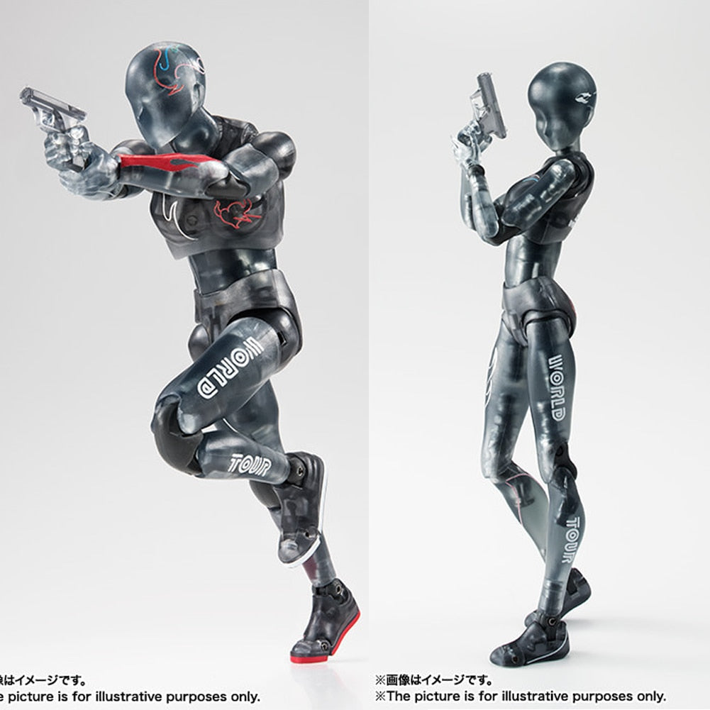 Body Kun Drawing Mannequin - Action Toy - Terra Art Shop