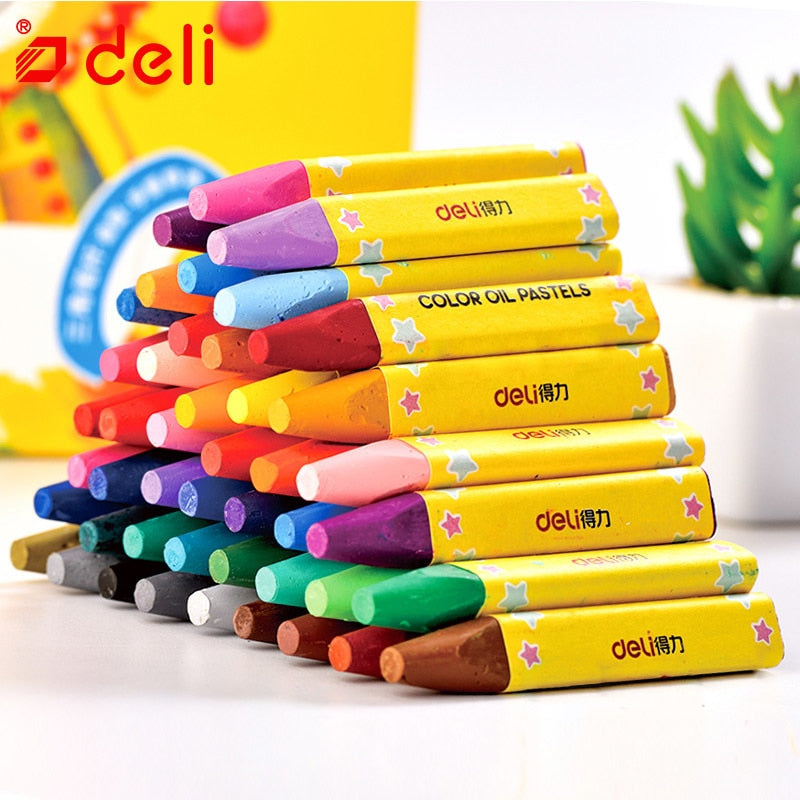 Oil Pastel Crayons for Kids
