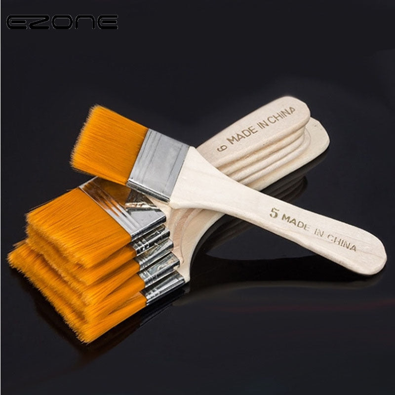 EZONE Nylon Hair Painting Brushes