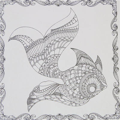 Coloring Book - Lost Ocean