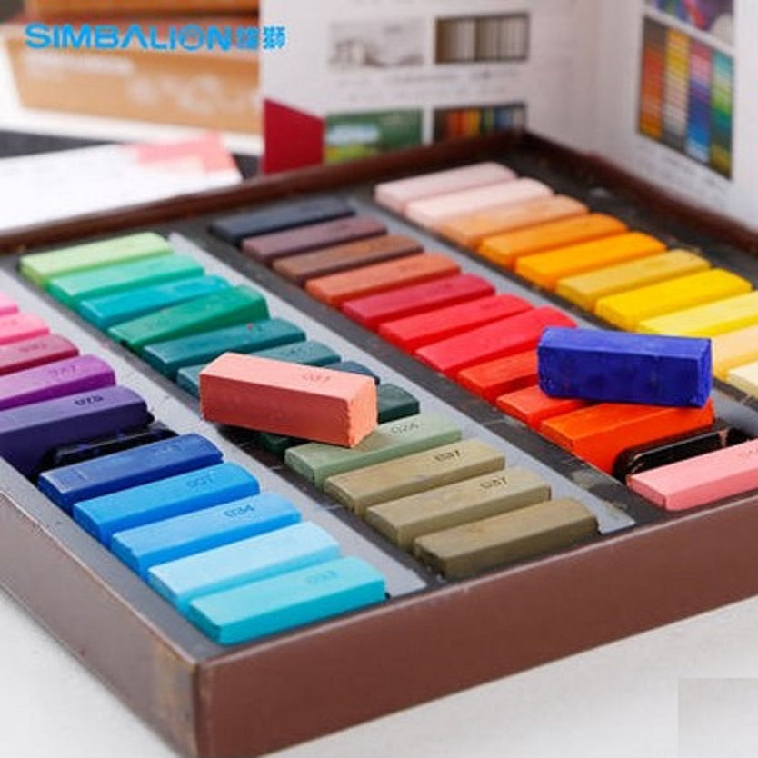 Simbalion 24/48 Soft Pastel Set