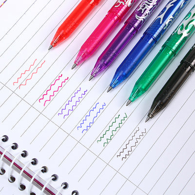 8 Color Erasable Pens - Terra Art Shop