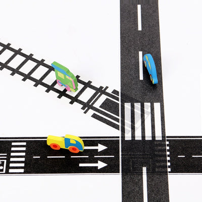 Railway Washi Tape