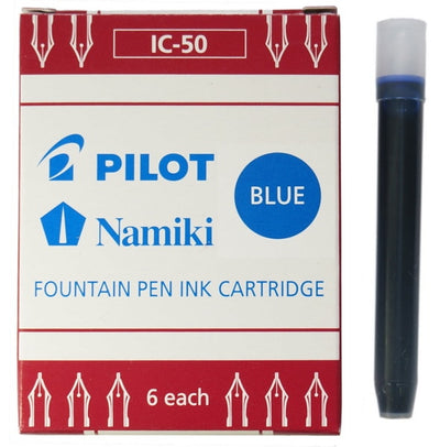 Pilot Transparent Iridium Fountain Pen