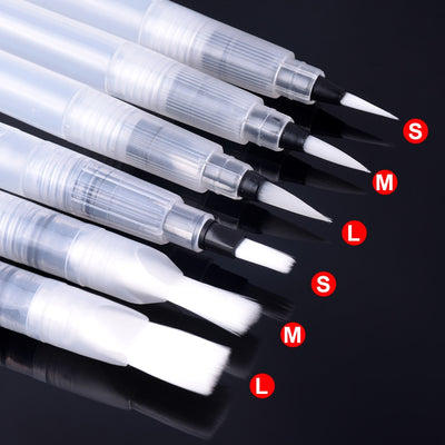 Smart Watercolor Brush - 6 Set