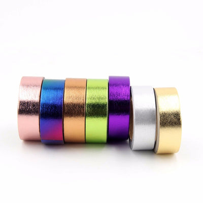 Colorful Washi Tape