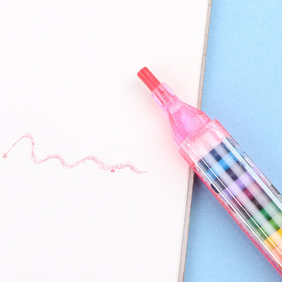 Oil Color Paint Pen for Kids