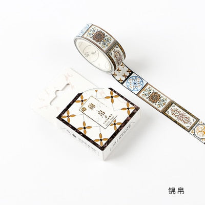 Creative Chinese Pattern Washi Tape