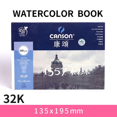Canson Professional Watercolor Paper