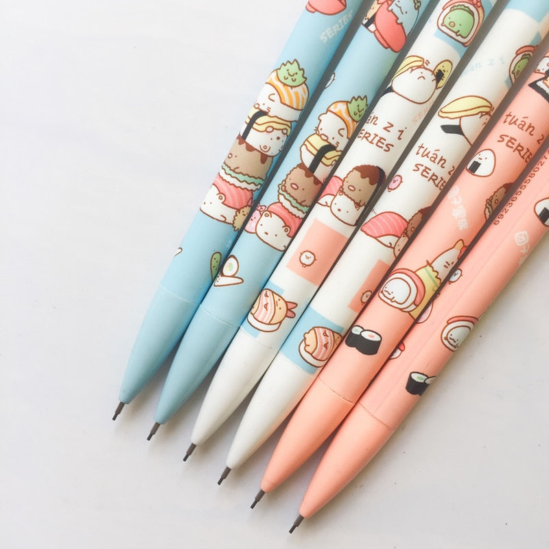 Sumikko Mechanical Pencil 3 Piece Set