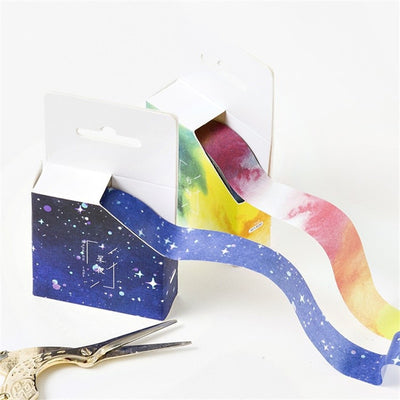Star & Rainbow Washi Tape