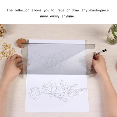Tracing Mirror for Artists