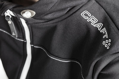 CRAFT Leisure huppari Full Zip