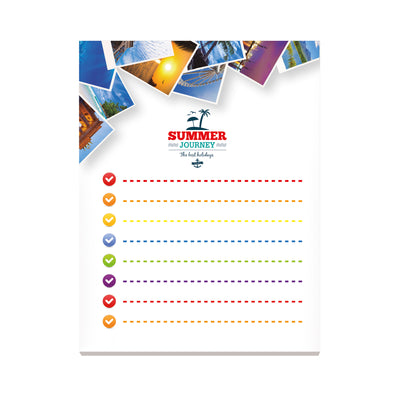 BIC® Sticky Notes 101 x 130 mm, 50 sivua